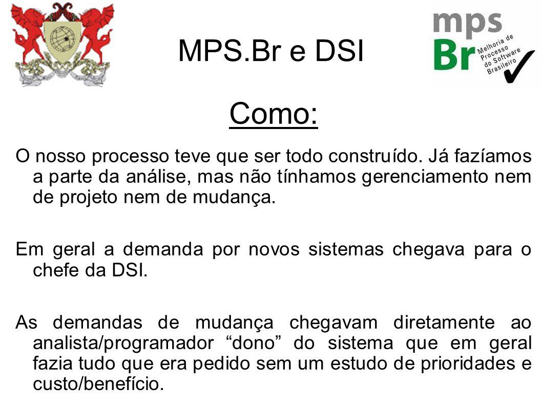 MPS.Br e DSI Como: