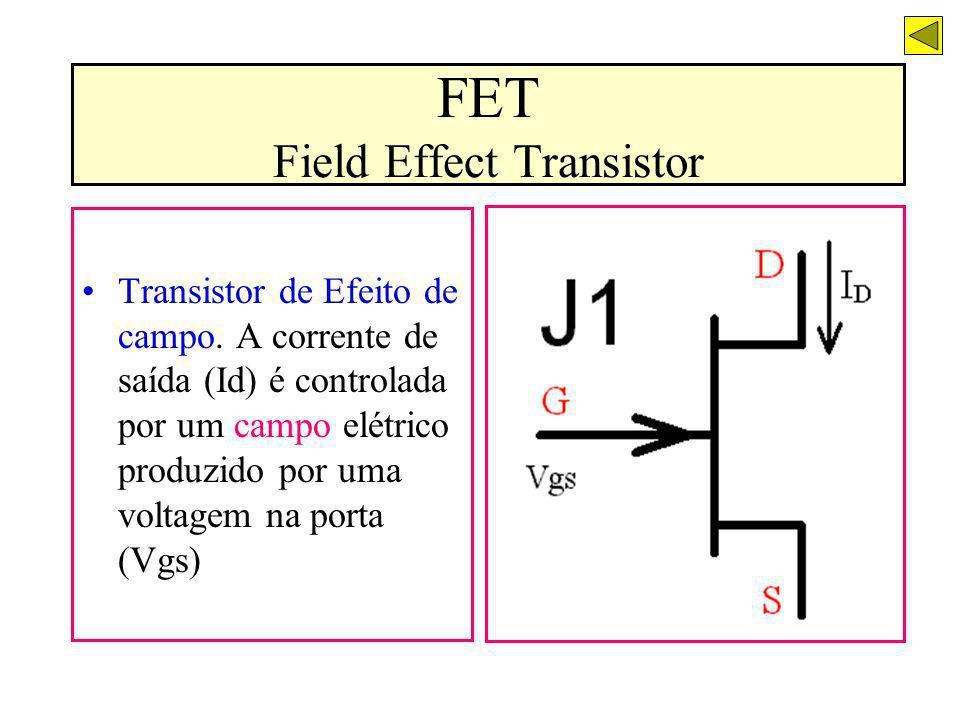 FET Field Effect Transistor