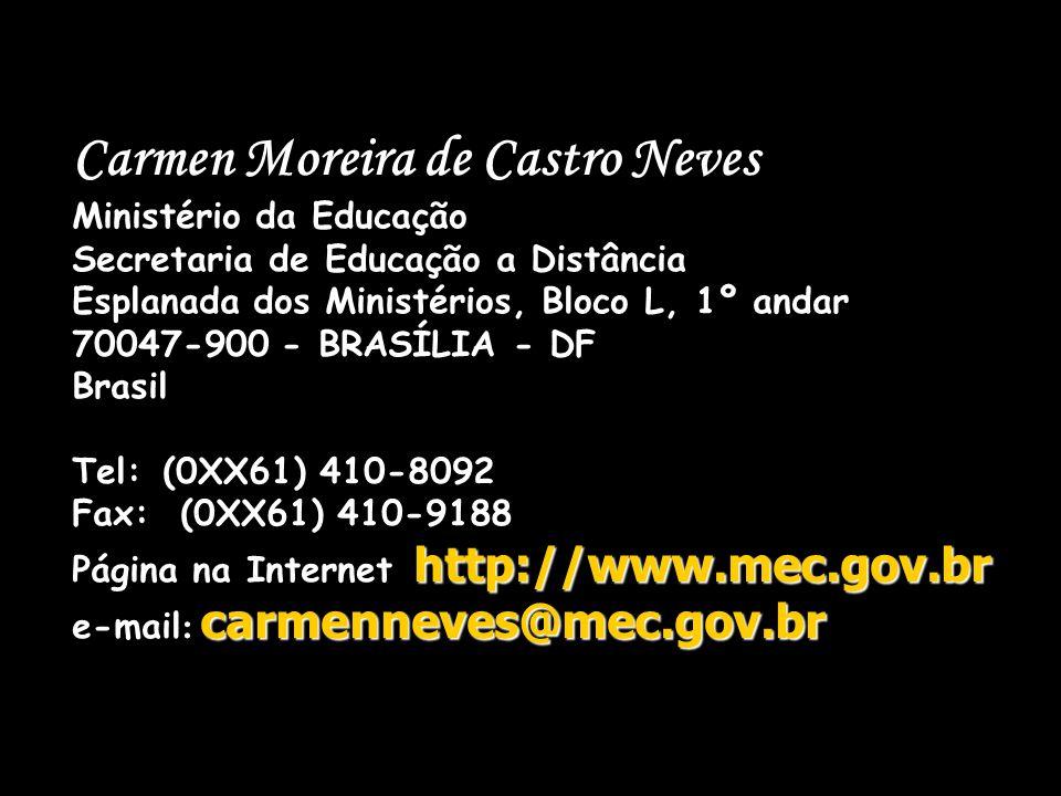 Carmen Moreira de Castro Neves
