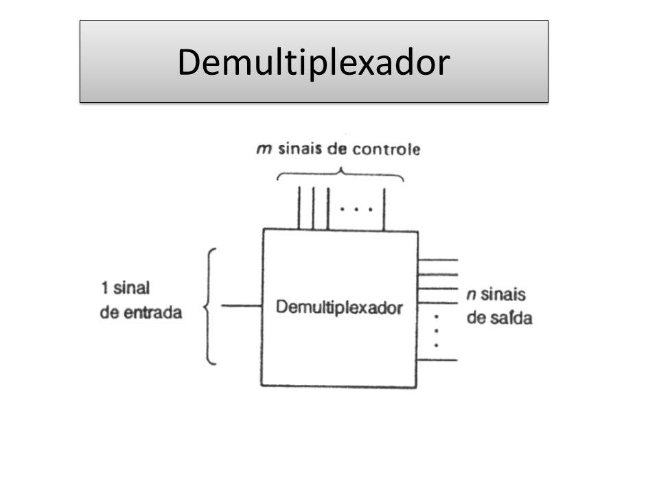 Demultiplexador