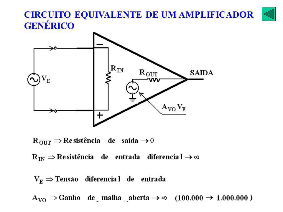 Circuito Operacional : Amplificador operacional ppt carregar