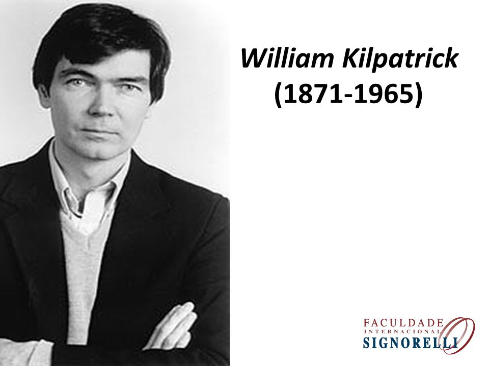 William Kilpatrick (1871-1965)