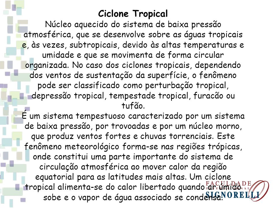 Ciclone Tropical