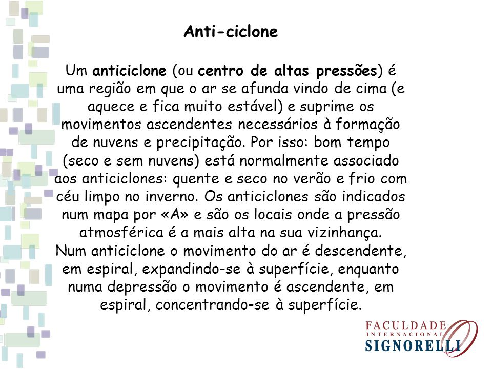 Anti-ciclone
