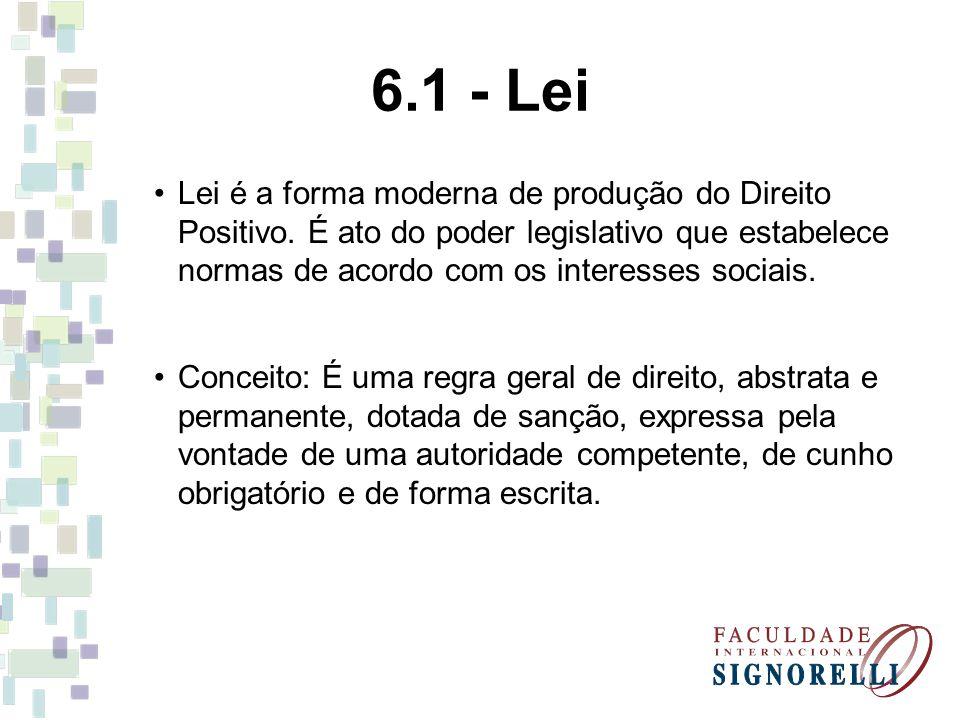 6.1 - Lei