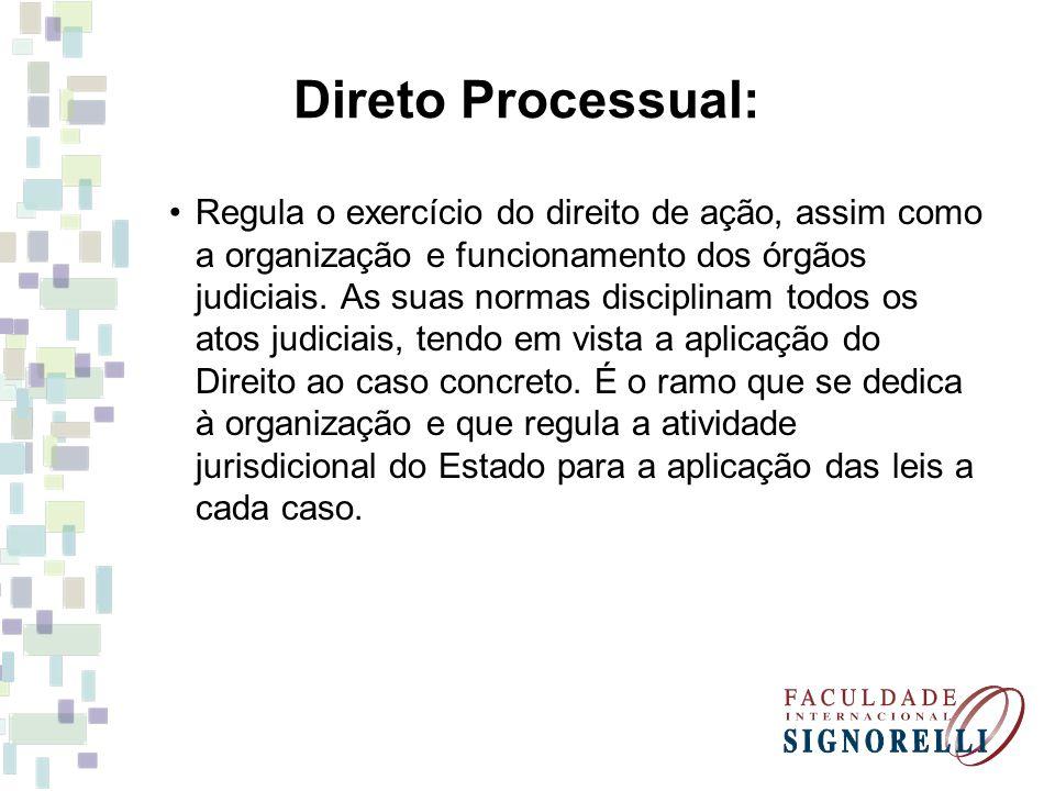 Direto Processual: