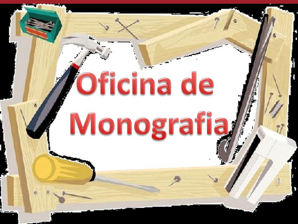 Oficina de Monografia