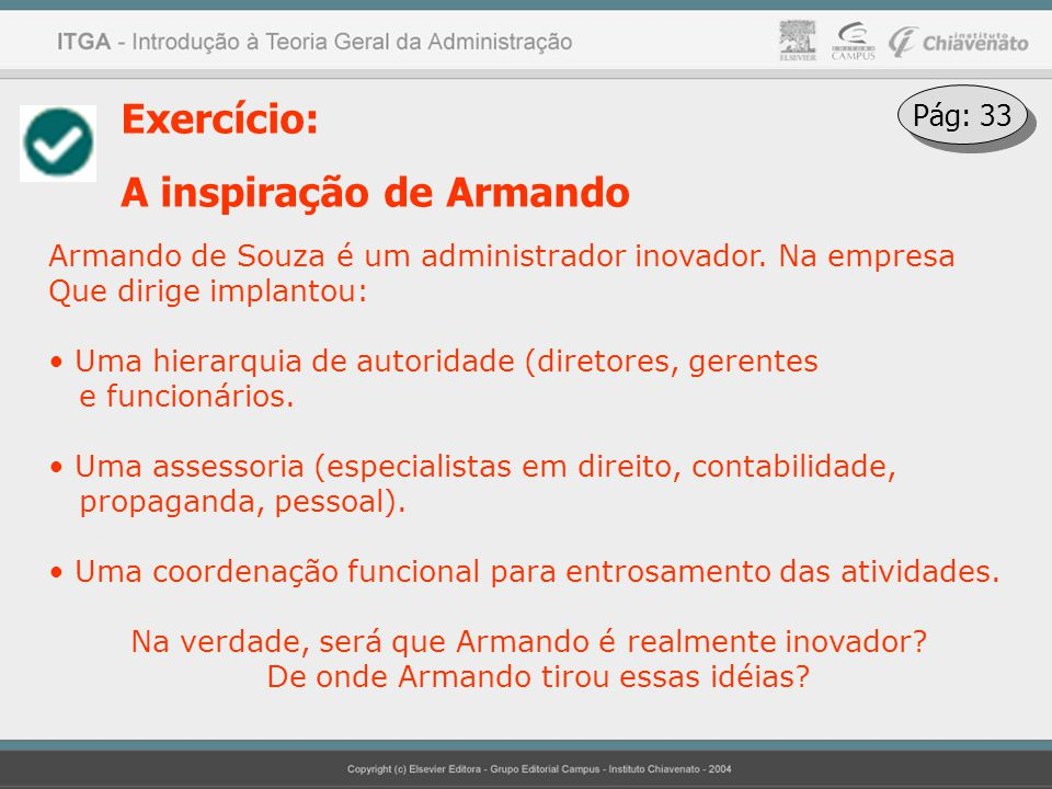 A inspiração de Armando