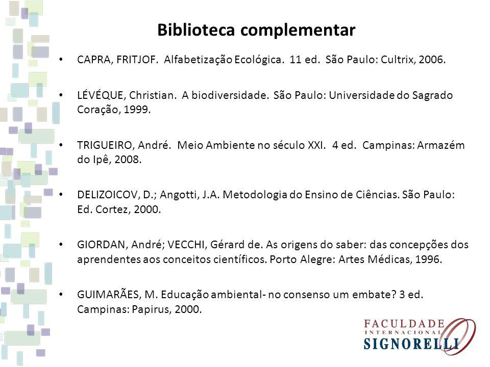 Biblioteca complementar