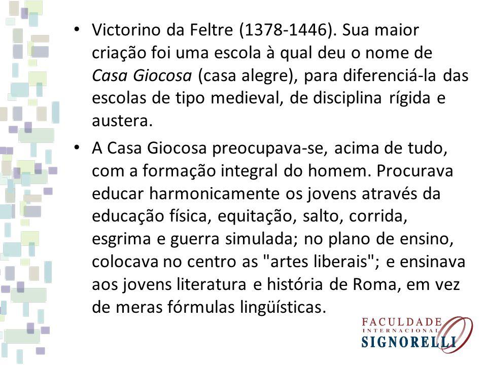 Victorino da Feltre (1378-1446)