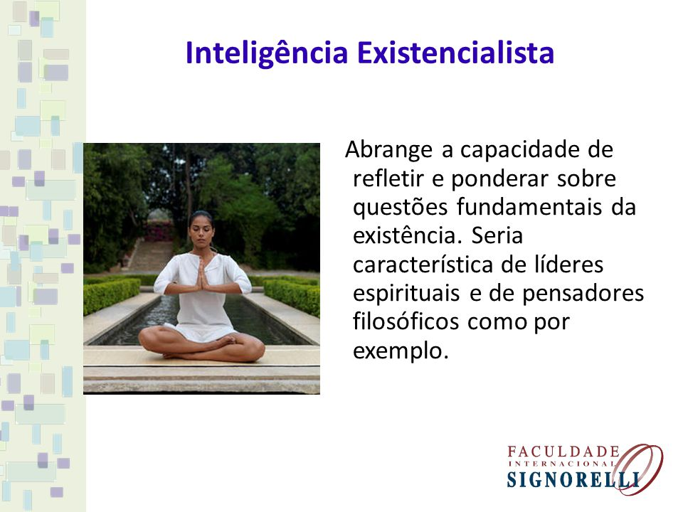 Inteligência Existencialista