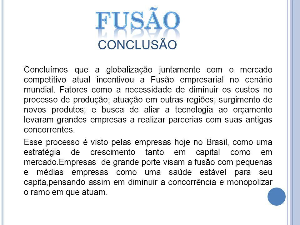 fusão CONCLUSÃO.