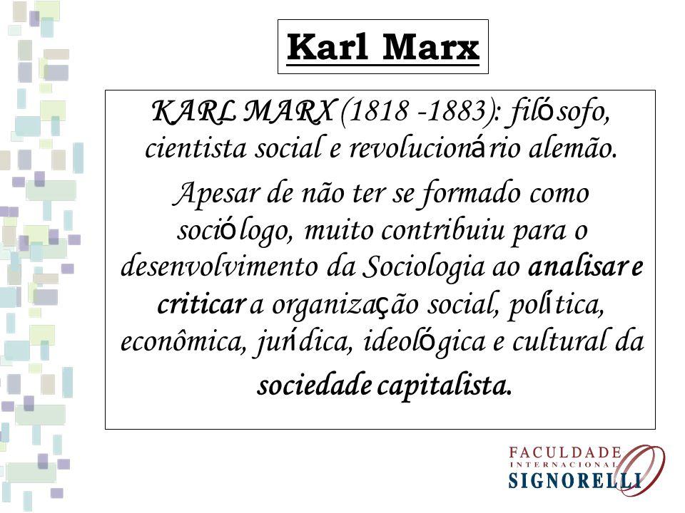 sociedade capitalista.