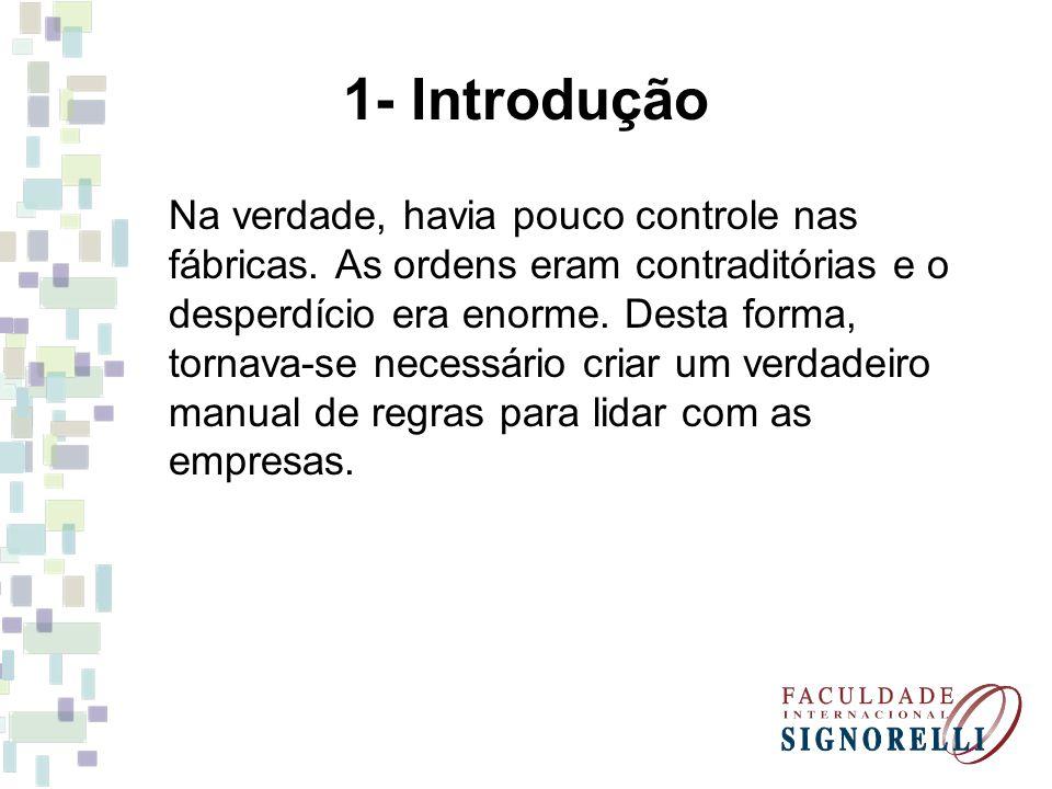 1- Introdução