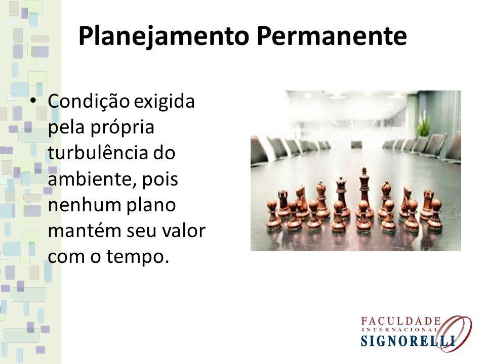 Planejamento Permanente