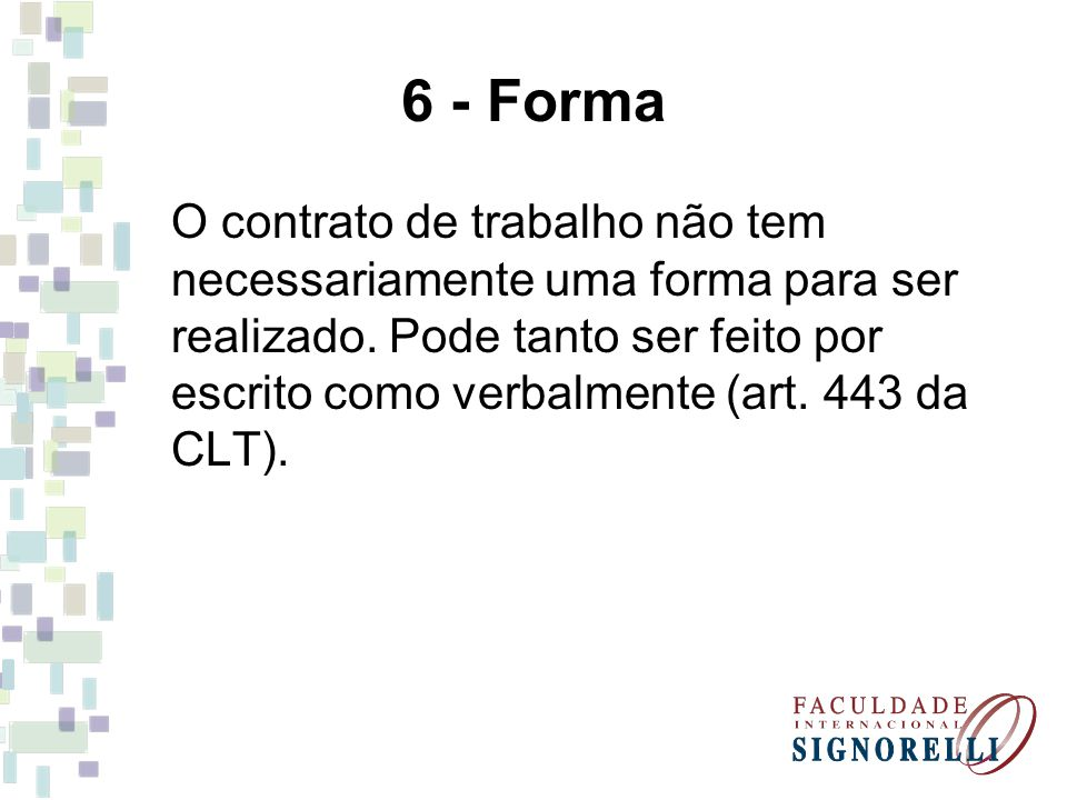 6 - Forma