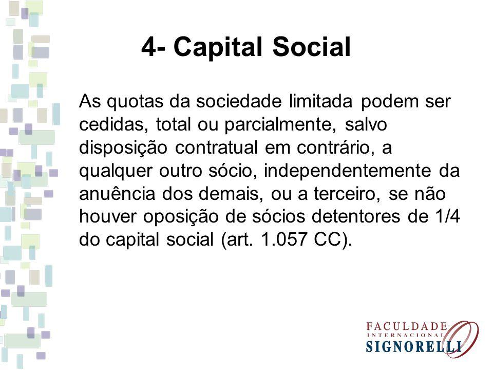 4- Capital Social