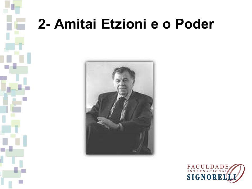 2- Amitai Etzioni e o Poder