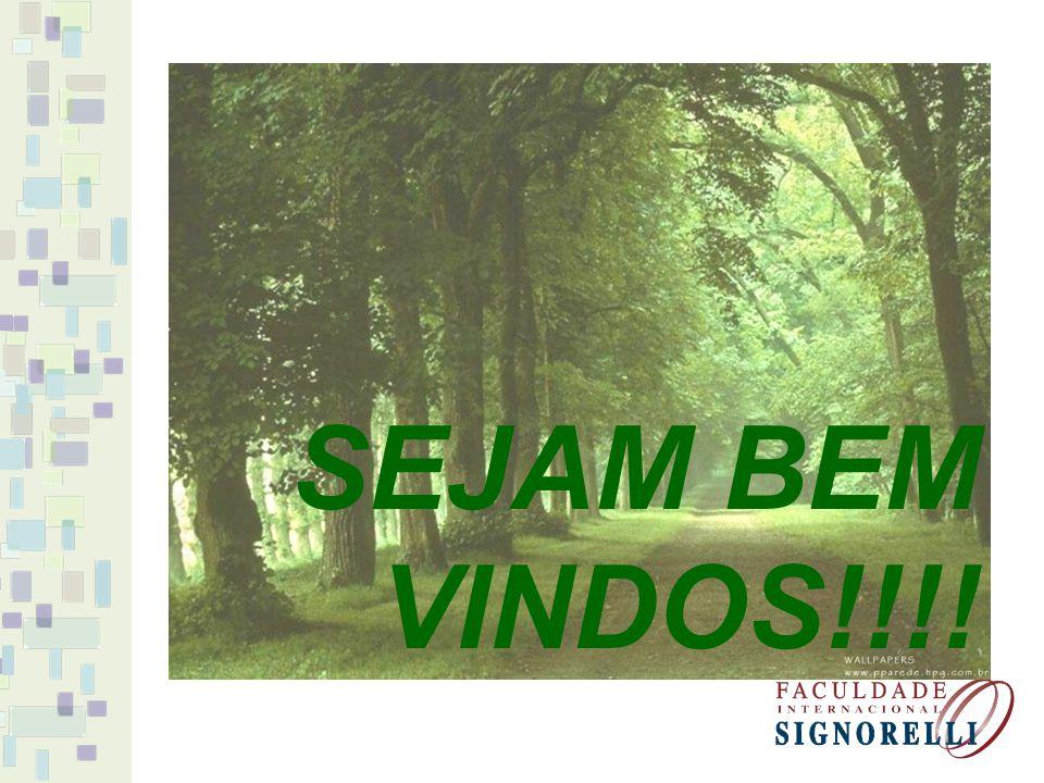 SEJAM BEM VINDOS!!!!