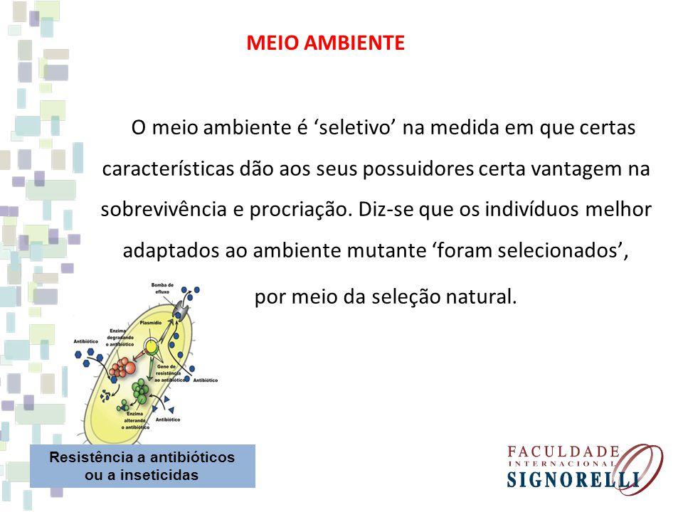 Resistência a antibióticos