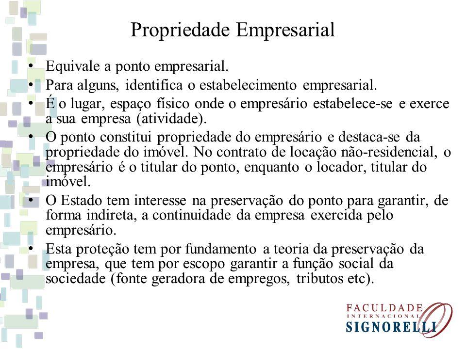 Propriedade Empresarial