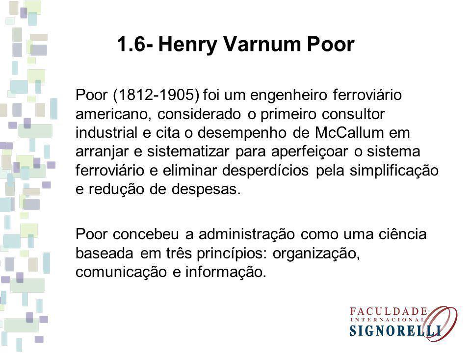 1.6- Henry Varnum Poor