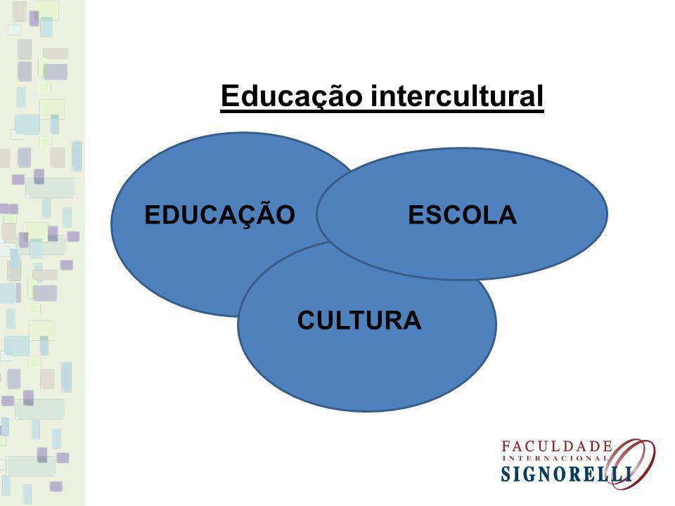 Educação intercultural