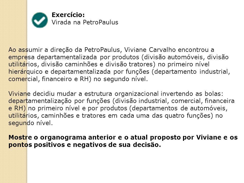 Exercício: Virada na PetroPaulus.