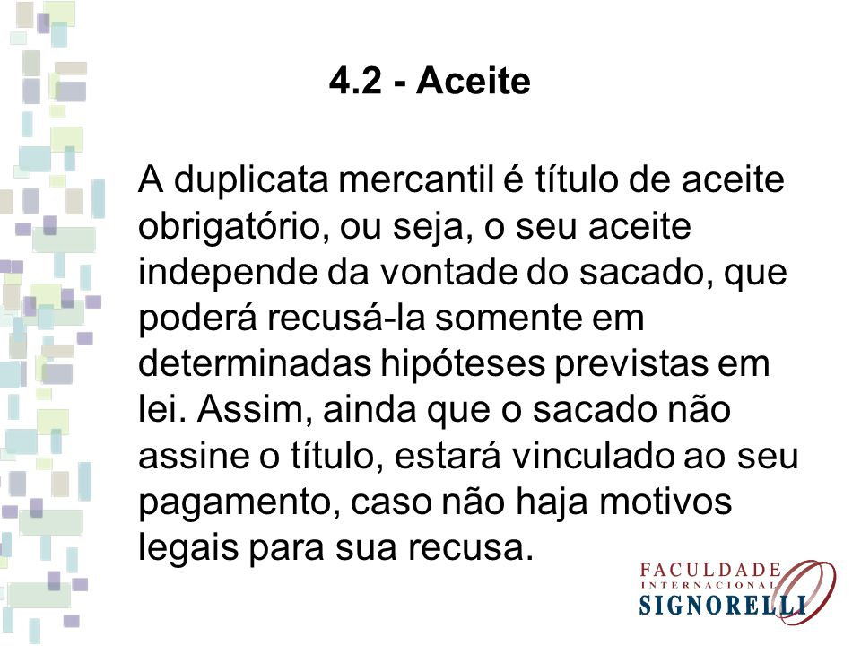4.2 - Aceite