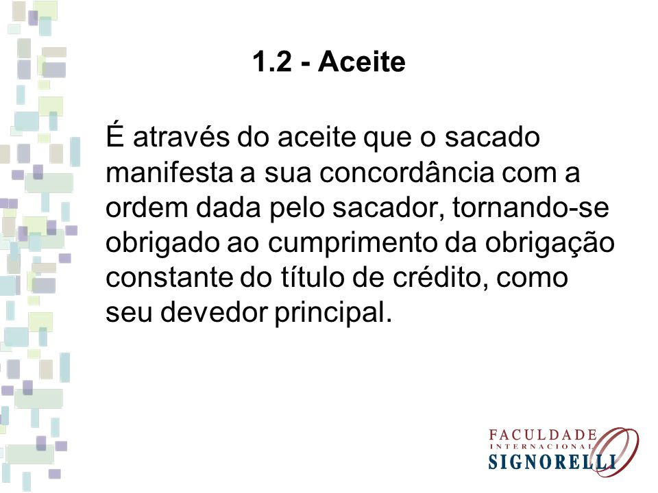 1.2 - Aceite