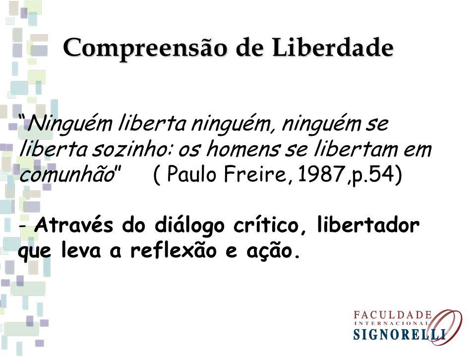 Compreensão de Liberdade