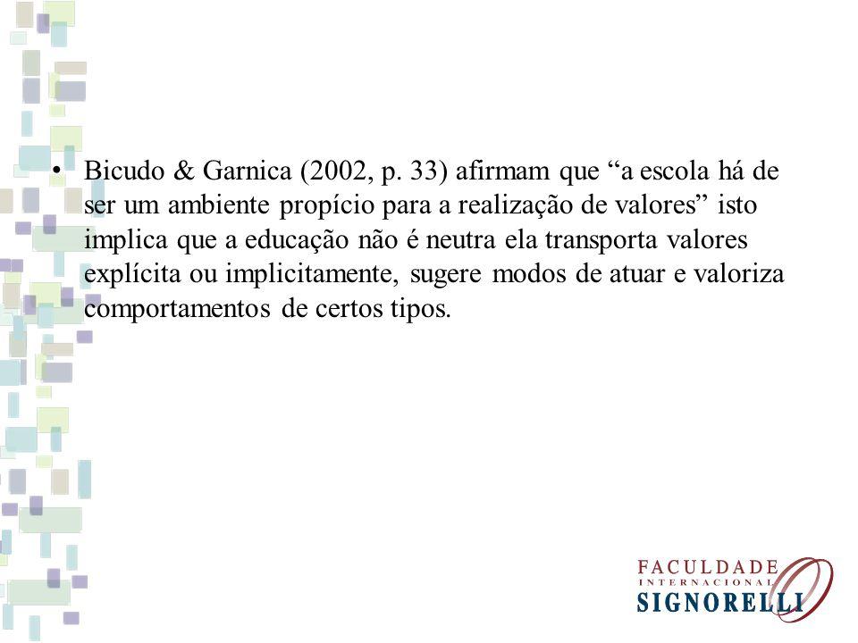 Bicudo & Garnica (2002, p.