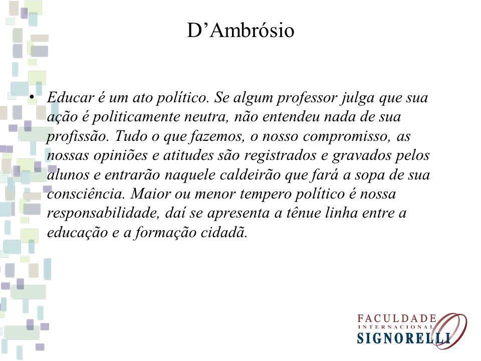 D'Ambrósio