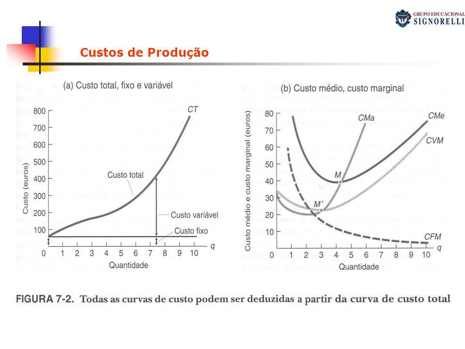 Custos de Produção ISEL ECONOMIA – Análise de custos 5