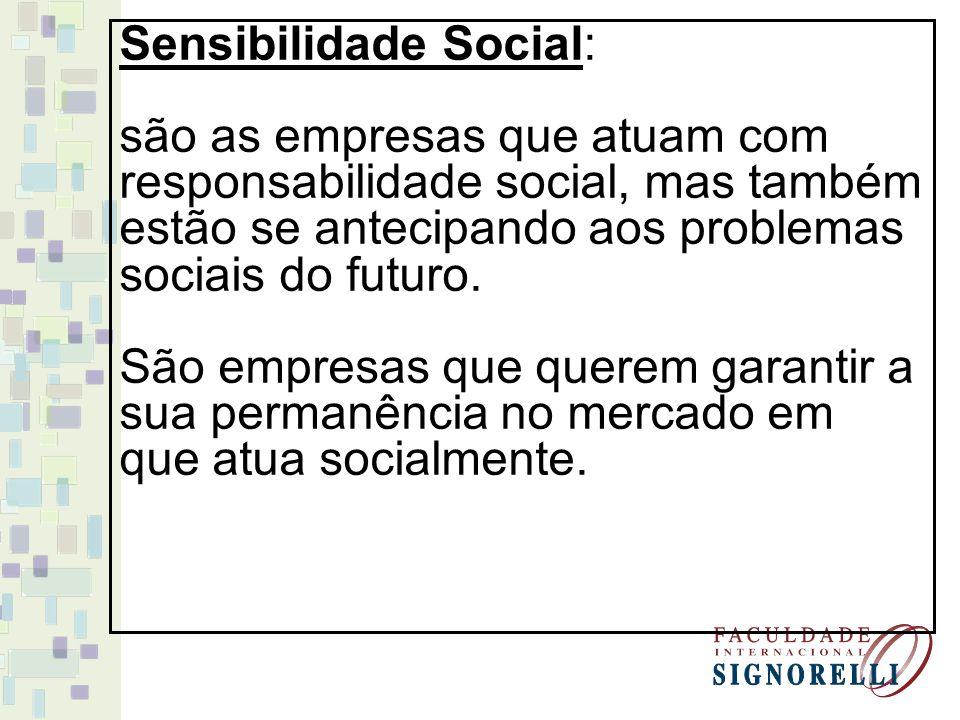 Sensibilidade Social: