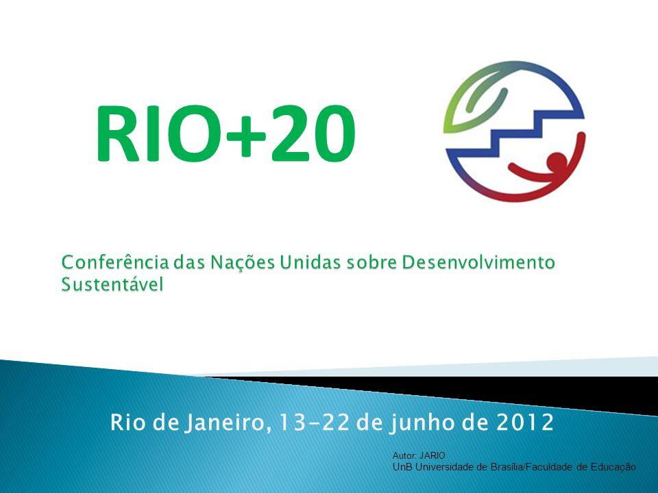 Conferência das Nações Unidas sobre Desenvolvimento Sustentável