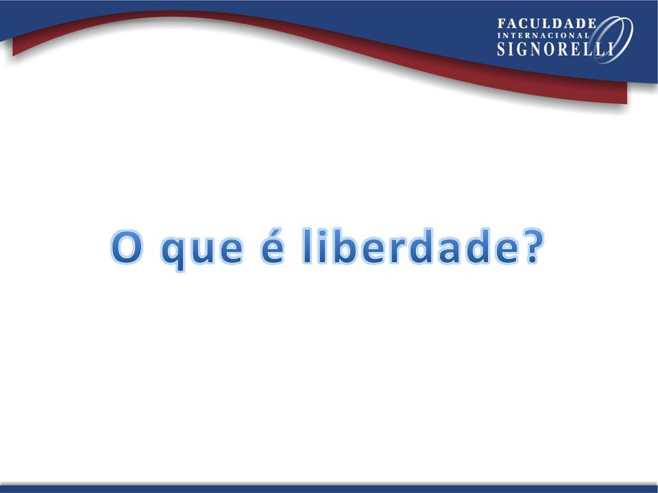 O que é liberdade