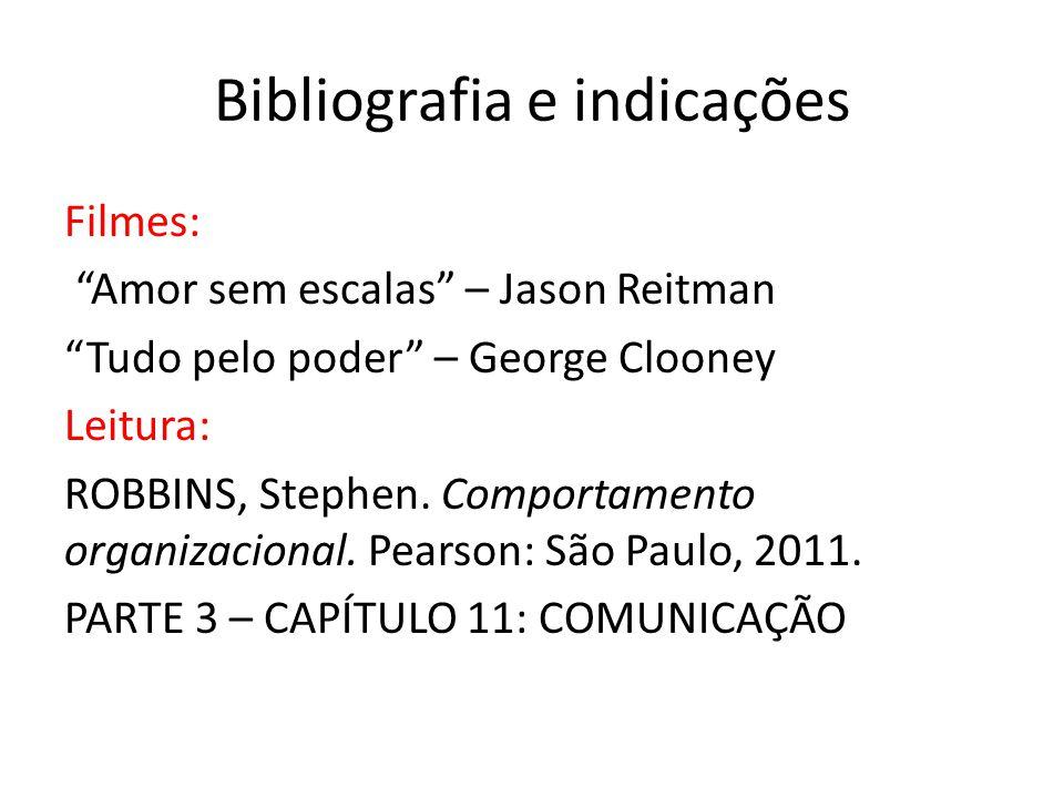 Bibliografia e indicações