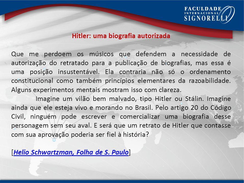 Hitler: uma biografia autorizada
