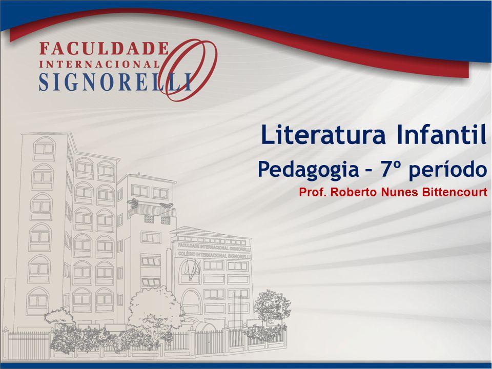 Literatura Infantil Pedagogia – 7º período