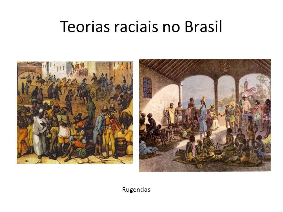 Teorias raciais no Brasil