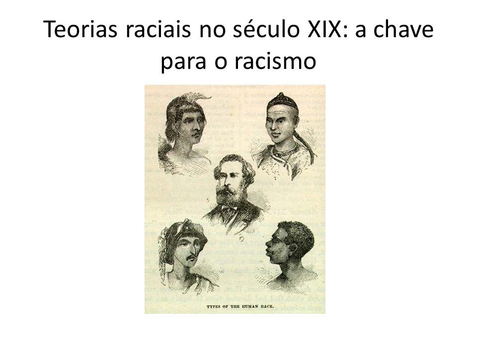 Teorias raciais no século XIX: a chave para o racismo