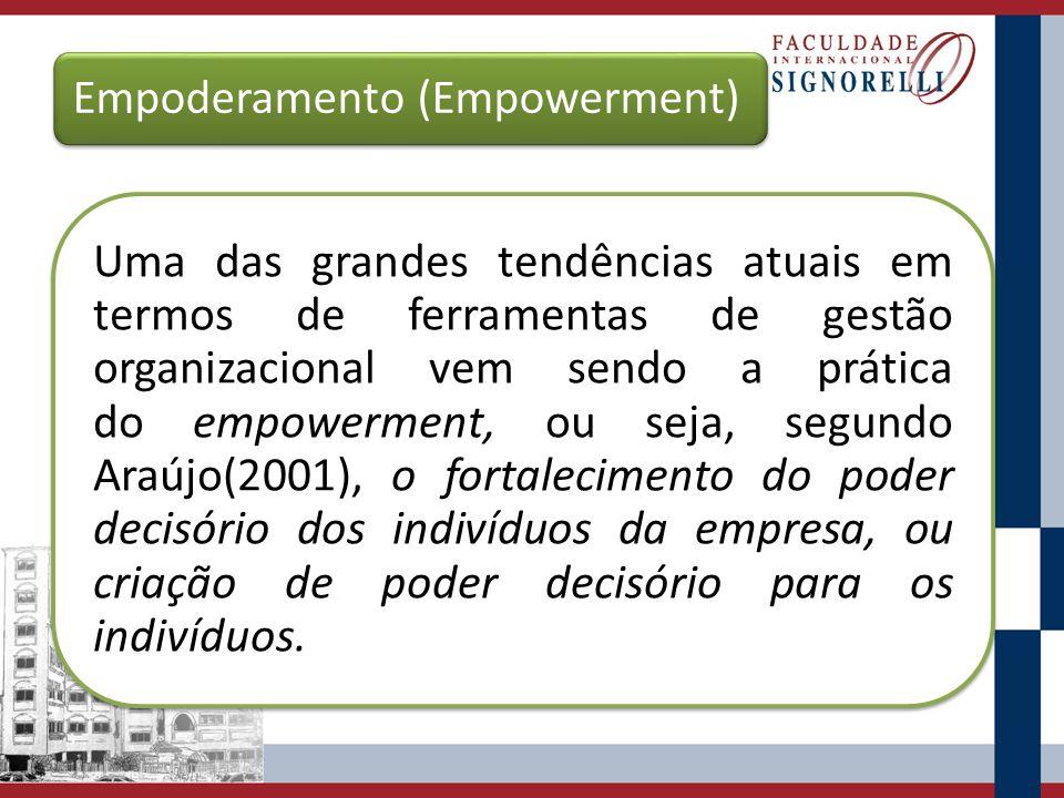 Empoderamento (Empowerment)