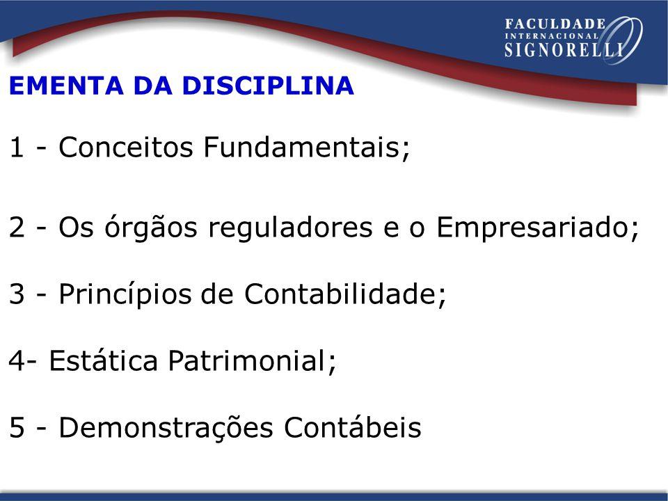 1 - Conceitos Fundamentais;