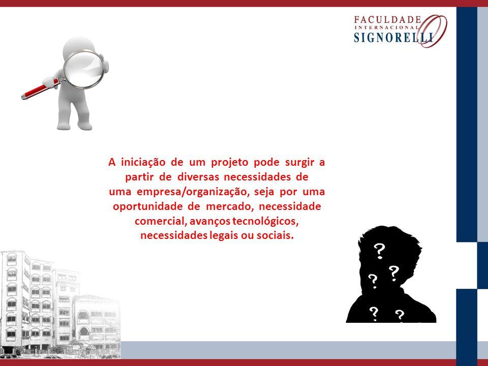 comercial, avanços tecnológicos, necessidades legais ou sociais.