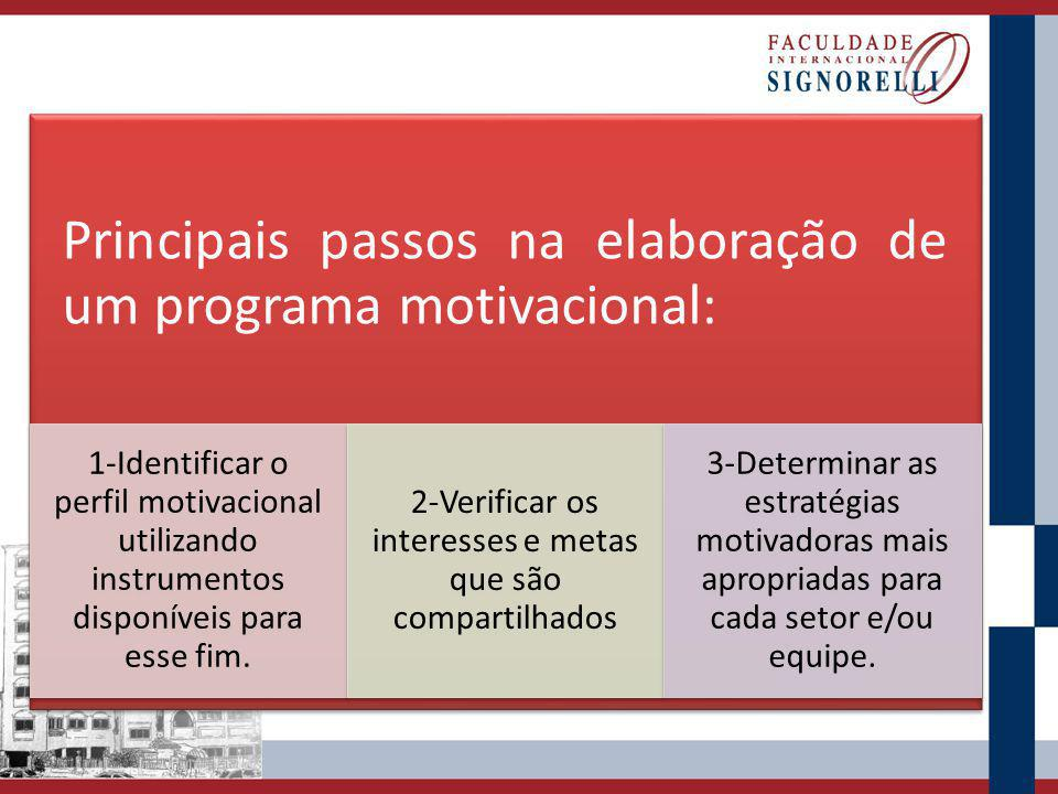 2-Verificar os interesses e metas que são compartilhados