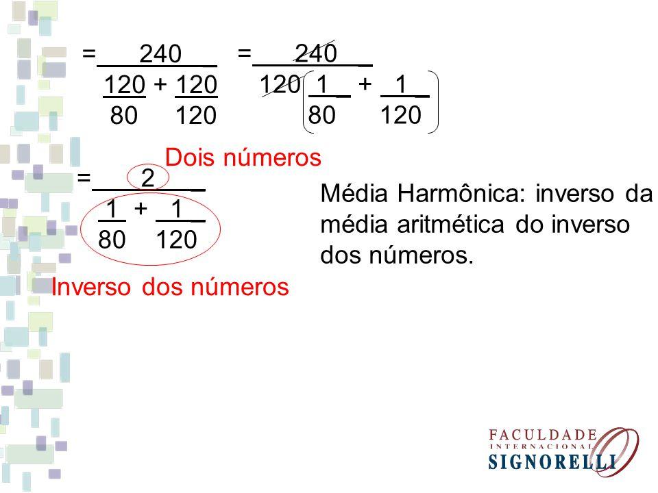 = 240 _ 120 + 120. 80 120. = 240 _. 120 1 _ + 1 _. 80 120. Dois números.