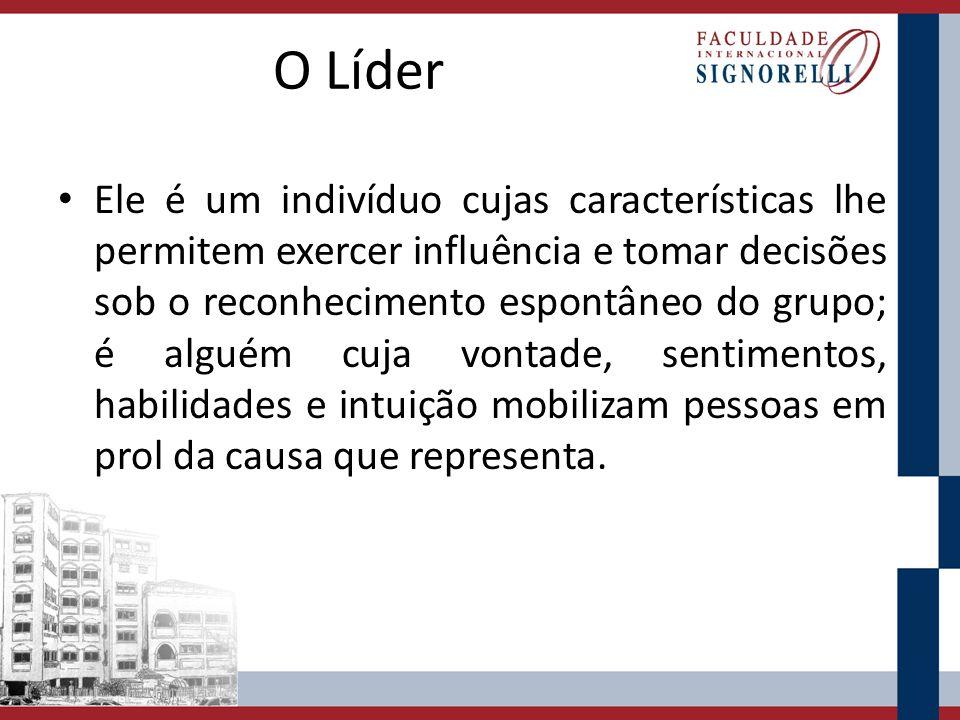 O Líder