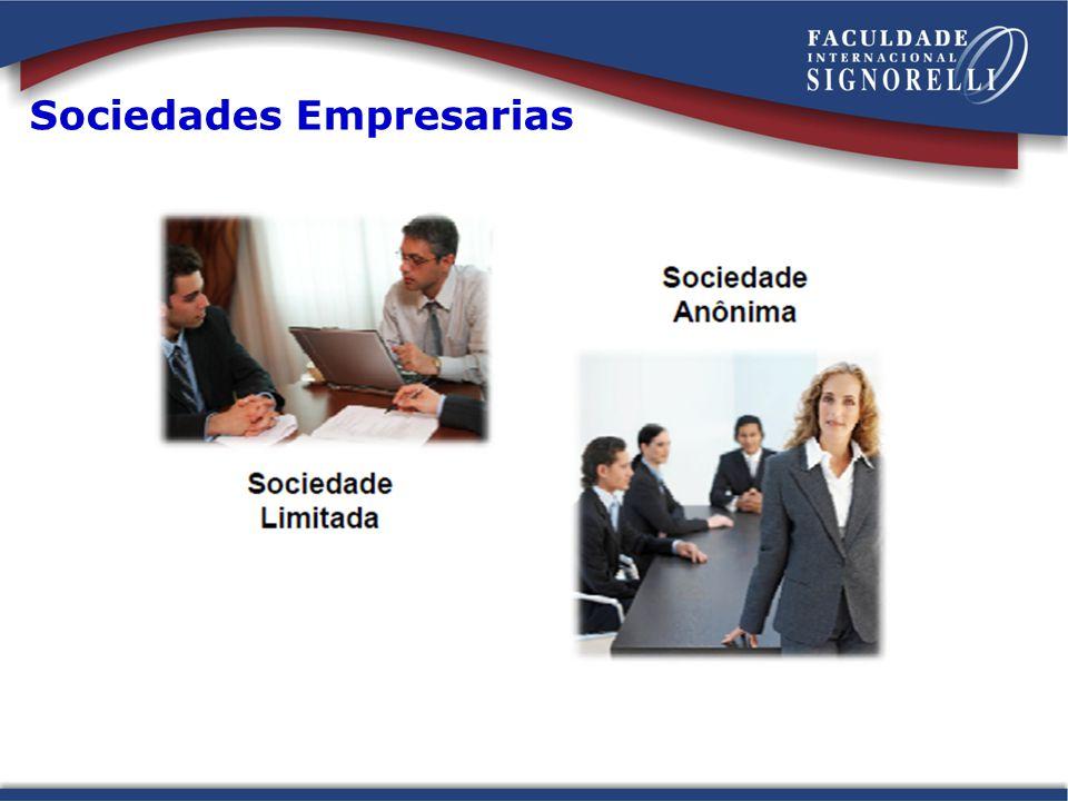 Sociedades Empresarias
