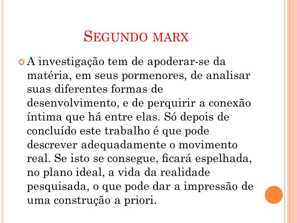 Segundo marx